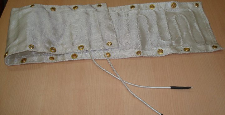 THERMAL PAD HEATERS
