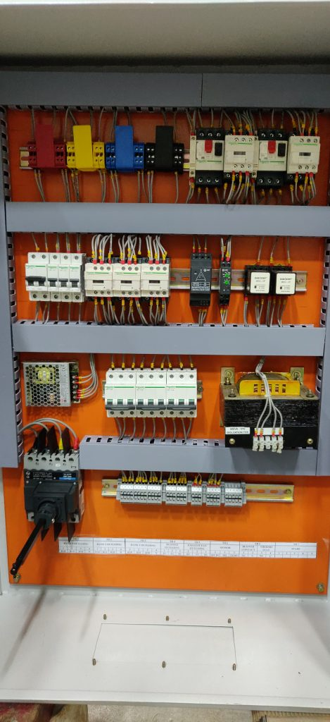 Contactor Ssr Based Heater Control Panel Industrial Heaters